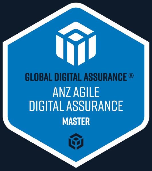 ANZ Agile Digital Assurance® Master